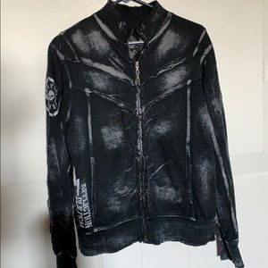 Men's Affliction Jacket